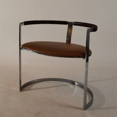 L870 Fabricius & Kastholm Sculpture Chair