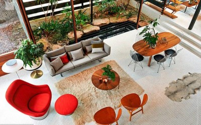 SUPER STYLING – Vampt Vintage and Modern House: an inspired and passionate combination