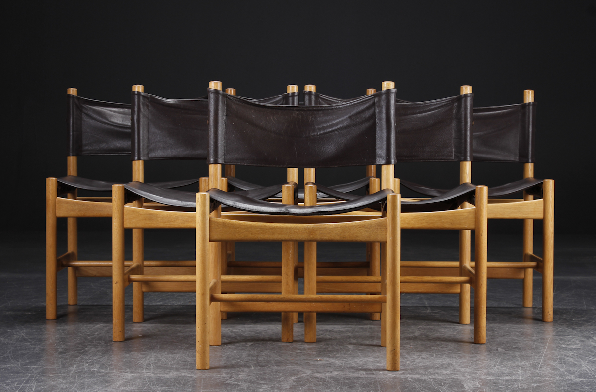 Borge Mogensen Hunting Dining Chair