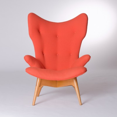 Grant Featherston R160 Contour Armchair
