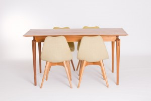 ZZ178 Grant Featherston Dining Table and Chairs