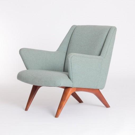S99 Illum Wikkelsø Easy Chair