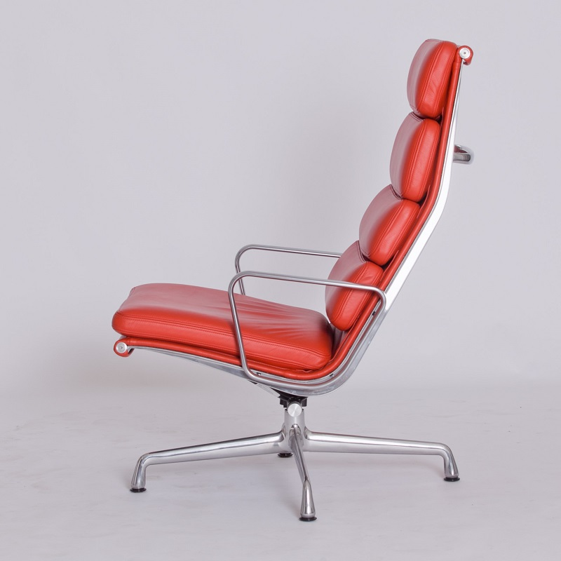home chairs lounge chairs eames soft pad lounge chair