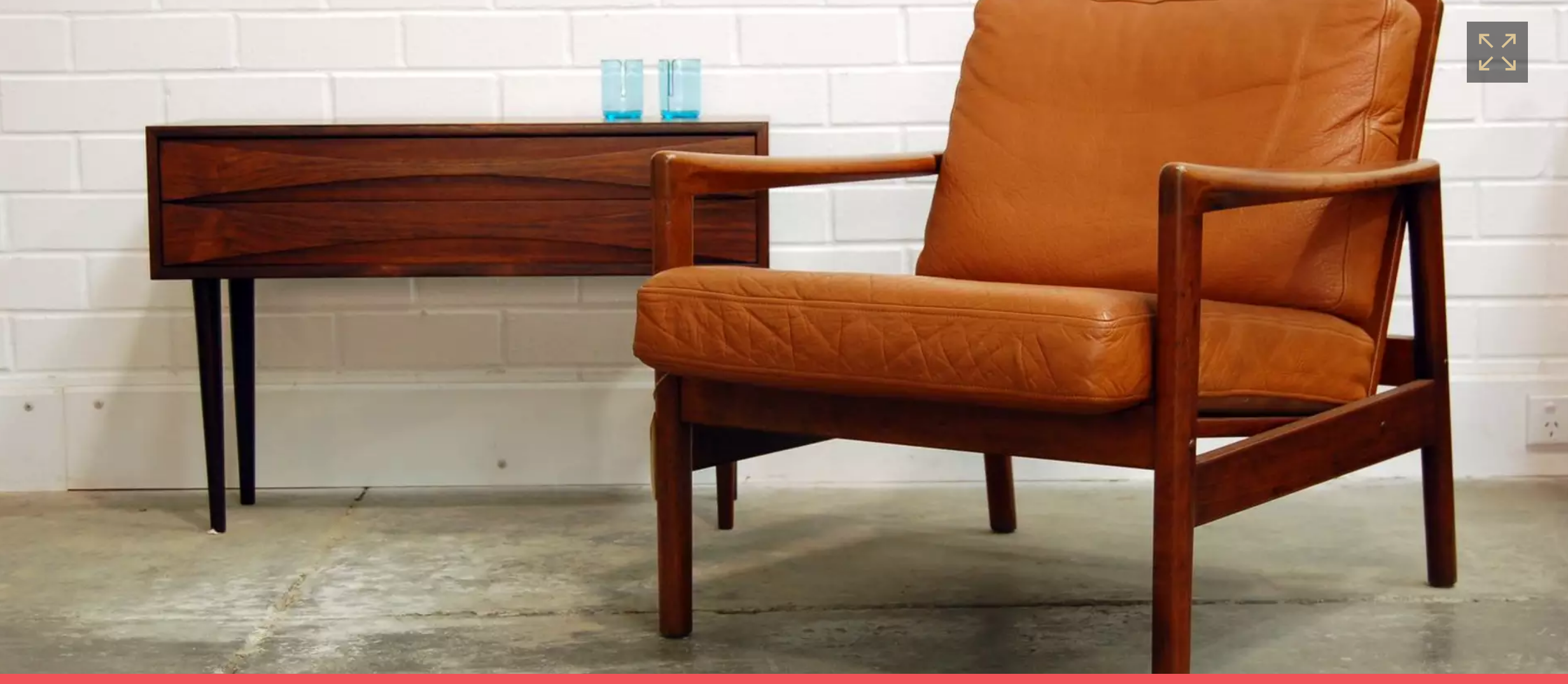 Make your world a little bit more Mad Men with the Sydney specialists in mid-century modern.